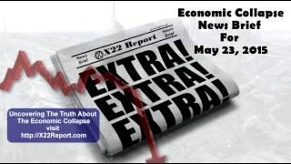 Current Economic Collapse News Brief   Episode 675