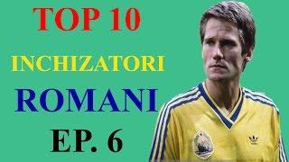 Istoria Fotbalului - TOP 10 Inchizatori