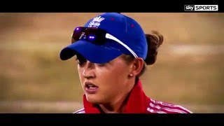 Sarah Taylor, The England Women Cricket Player