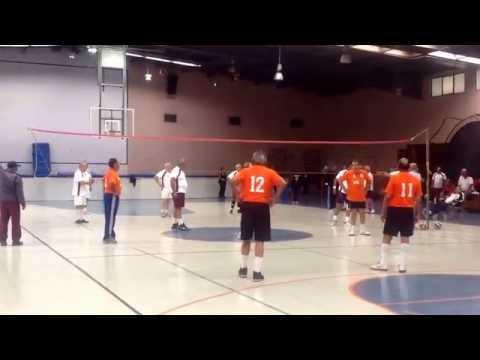 Jubilados del Snte Sección 35 juegos Dif Torreón Cachibol