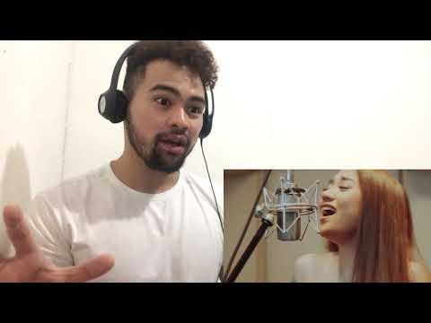 DARYL ONG & MORISETTE AMON | You are the reason Cover| Reaction