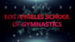 LA Lights Meet 2017 Hosted by Los Angeles School of Gymnastics