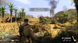 Sniper Elite 3 :  Destroy the heavy artillery