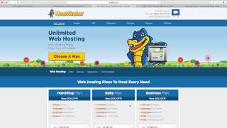 Step 2: Easily Purchase Hosting & Point NameCheap to Hostgator