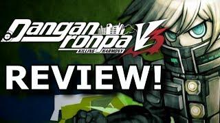 Danganronpa V3 Review! Strangest Story EVER? (PS4/PS Vita)