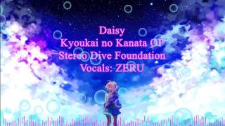境界の彼方 ED『Daisy』歌ってみた Zeru [dj-Jo Remix] Full Version