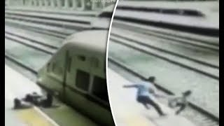 REAL LIFE HEROES || 7 PEOPLE WHO RISK THEIR OWN LIVES TO SAVE OTHERS