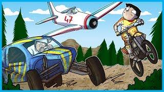 WILDCAT vs. NOGLA vs. MINI - The Crew 2 Funny Moments Races! (The Crew 2 Multiplayer Gameplay!)