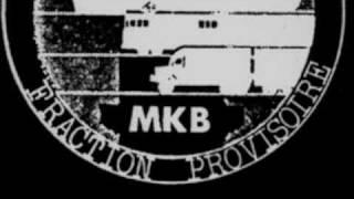 M.K.B. Fraction Provisoire - European Death Winners