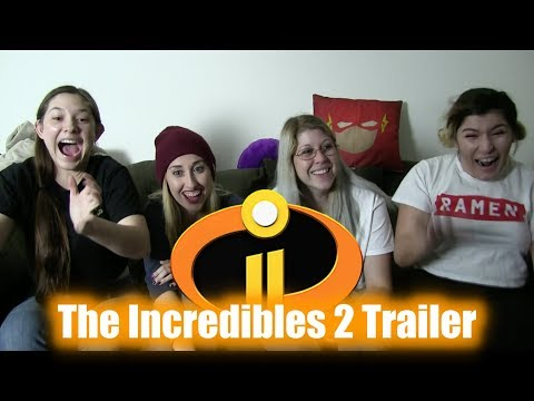 The Incredibles 2 Official Trailer