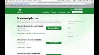 How To Download Torrents From The Pirate Bay On Mac