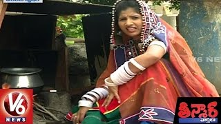 Bithiri Sathi Funny Conversation With Mangli Over Viral Fevers | Teenmaar News