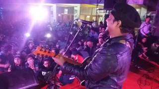 Ashes Live '17 prishta' open air concert... Zunayed Evan. Ashes Bangladesh