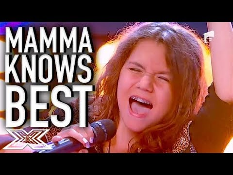 Xxx Mp4 14 Y O Storms Stage With Jessie J S Mamma Knows Best X Factor Global 3gp Sex