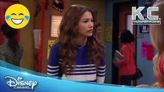 Clip - K.C. Undercover | All-Howl's Eve | Disney Channel Canada