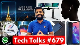 Tech Talks #679 - OnePlus +SD855, AirPods Update, Xiaomi 48 Megapixel, Max Pro M2, Max M2