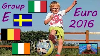 Learn Countries & Flags of Europe   Group E   Kids Educational Videos