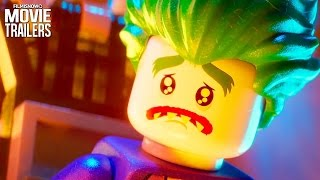 The LEGO Batman Movie | New hilarious extended TV Spot with Joker