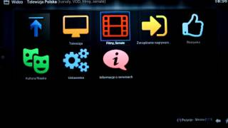 Android TV - FILM#1 - KODI (xmbc) na TV + wtyczki PL