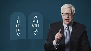 Dennis Prager is Wrong About The 10 Commandments