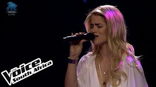 Caroline - It Must Have Been Love  | The Live Show Round 5 | The Voice SA