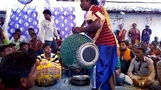 Baithaki Kirtan At Ganamunda,Kuchinda By Ananga