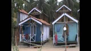 Romance Huts, Agonda Beach, South Goa