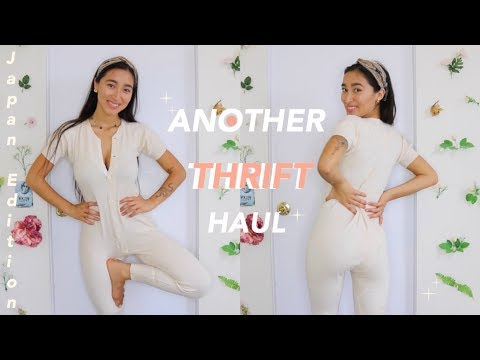 Collective Thrift Haul | TRY-ON | Asia & NYC !
