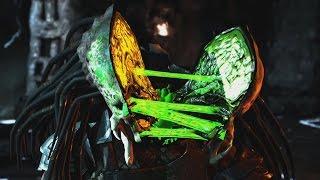 Mortal Kombat X - All Faction Kills on Predator (1080p 60FPS)