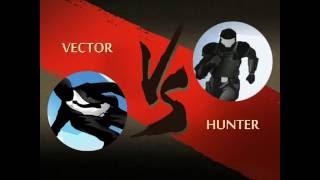 Shadow Fight 2: Vector vs Hunter