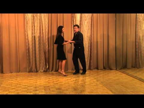 Argentine Tango Sacada