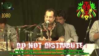 Rahat Fateh Ali Khan - DIL MERA DOLE live in Ahoy Rotterdam 2012 HD - DIL MERA DOLE