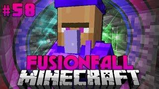 QUINN die HYPNO-HEXE?! - Minecraft Fusionfall #058 [Deutsch/HD]