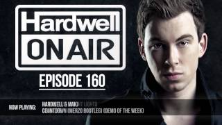 Hardwell On Air 160