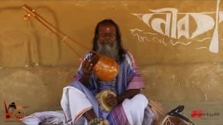Gamcha Baba- Vaaber Manush Bose Aache Nijer Vaab Dhore