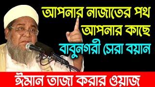 Bangla Waz Mahfil Allama Junaid Babunagari