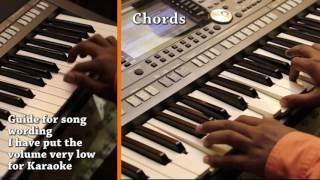 Sajna Ae Mehfil Asan Tere - Karaoke - Pakistani - Masood Rana