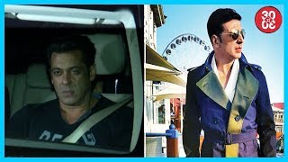 Salman Arrives Late For Salma's Birthday Party | Akshay To Cerebrate This New Year In Capetown