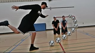 IMPOSSIBLE SOCCER CHALLENGE