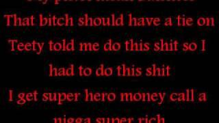 Lil Wayne Run This Town Lyrics