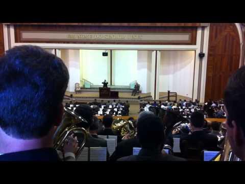 Ensaio Regional CCB PORTÃO CURITIBA 25 03 2012 Hino 324