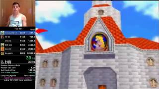 NEW 120 star WR in 1:39:28 (N64)