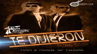 Plan B  Te Dijeron (House Of Pleasure Vip) New Reggaeton 2012 Comming Soon