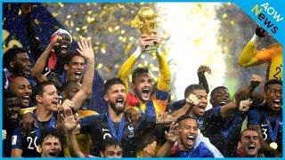 ইতিহাস গড়লো ফ্রান্স !! তীরে এসে তরী ডোবালো ক্রোয়েশিয়া !! France Vs Croatia Final | World Cup 2018 |