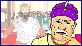 Akbar Birbal Animated Stories In Hindi | Akbar Birbal Cartoon | Akbar Birbal Stories