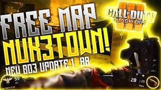 ''FREE MAP, NUK3TOWN?! - New BO3 Update 1.08 (COD: Black Ops 3)