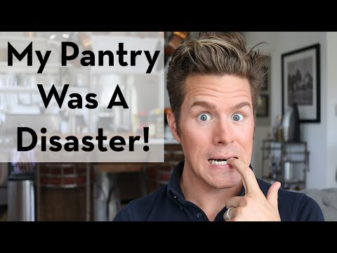 How To Organize Your Kitchen Pantry  | Home Hacks | Theodore Leaf
