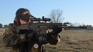 SCAR -H with X-25 Drum