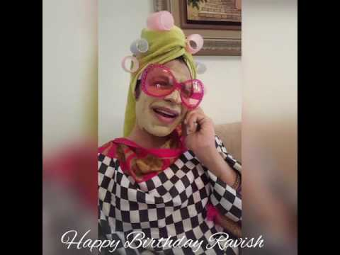 Pammi Aunty And Ravish's Birthday.... by Ssumier