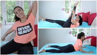 An Easy Workout You Can Do In Bed